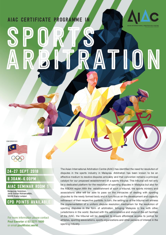 Sport Arbitration